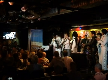"""First """"Elvis of Asia"""" contest kicks off in Manila on Saruday, August 19  Photo grabbed from Reuters video"""