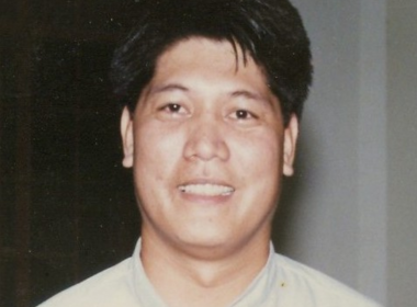 Monsignor Arnel Lagarejos, president of the Cainta Catholic College and parish priest of Saint John the Baptist Parish in Poblacion, Taytay, Rizal  (Photo from Cainta Catholic College website)