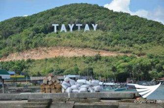 PNP at mga miyembro ng NPA nagkabakbakan sa Taytay, Palawan