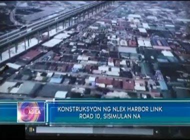 Konstruksyon ng NLEX Harbor Link Road 10, sisimulan na