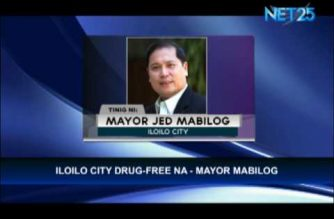 "Iloilo mayor tagged as ""narcopolitician"" by President Duterte files sick leave"