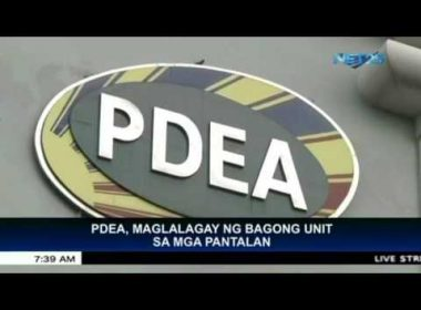 PDEA to put up anti-drug trafficking units in regional offices