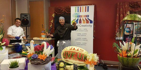 INC LIVE UK inspires creativity among participants