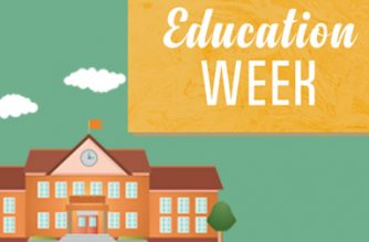 2nd week of  September is Education Week