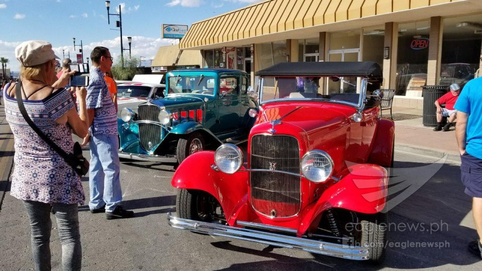 Family And Community Fun At The Henderson Car Show In Las Vegas - Las vegas car show