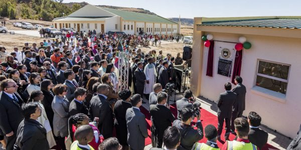 Iglesia Ni Cristo School for Ministers inaugurated in Ladybrand, South Africa