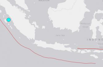 6.2-magnitude quake hits western Indonesia