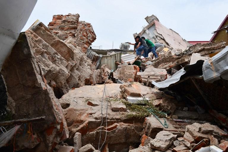 Mexico's biggest quake in century kills at least 58
