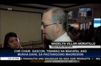 Alvarez hits CHR Chair Gascon for refusing to resign