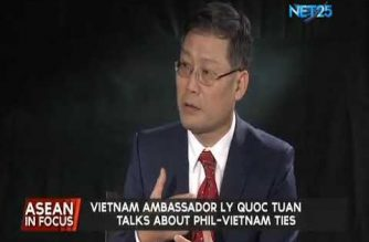 Philippines and Vietnam to continue to have strong friendly relations, says Vietnamese ambassador