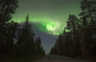 Take a Look: Spectacular northern lights illuminate Lapland sky