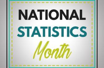 INFOGRAPHICS: National Statistics Month