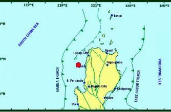4.9-magnitude quake hits Ilocos Sur
