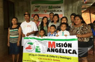 The Iglesia Ni Cristo reaches out to people in Panama through the #AidforHumanity or Ayuda Humanitaria (Lingap sa Mamamayan) on Saturday, October 28, .  Another such event is scheduled to be conducted the following day on Sunday, October 29,  Philippine time is ahead by 13 hours to Panama time.  (Eagle News Service)