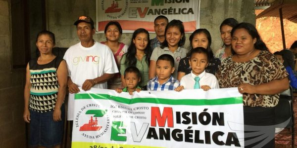 Reaching out to people in Panama; Iglesia Ni Cristo's Worldwide #AidforHumanity