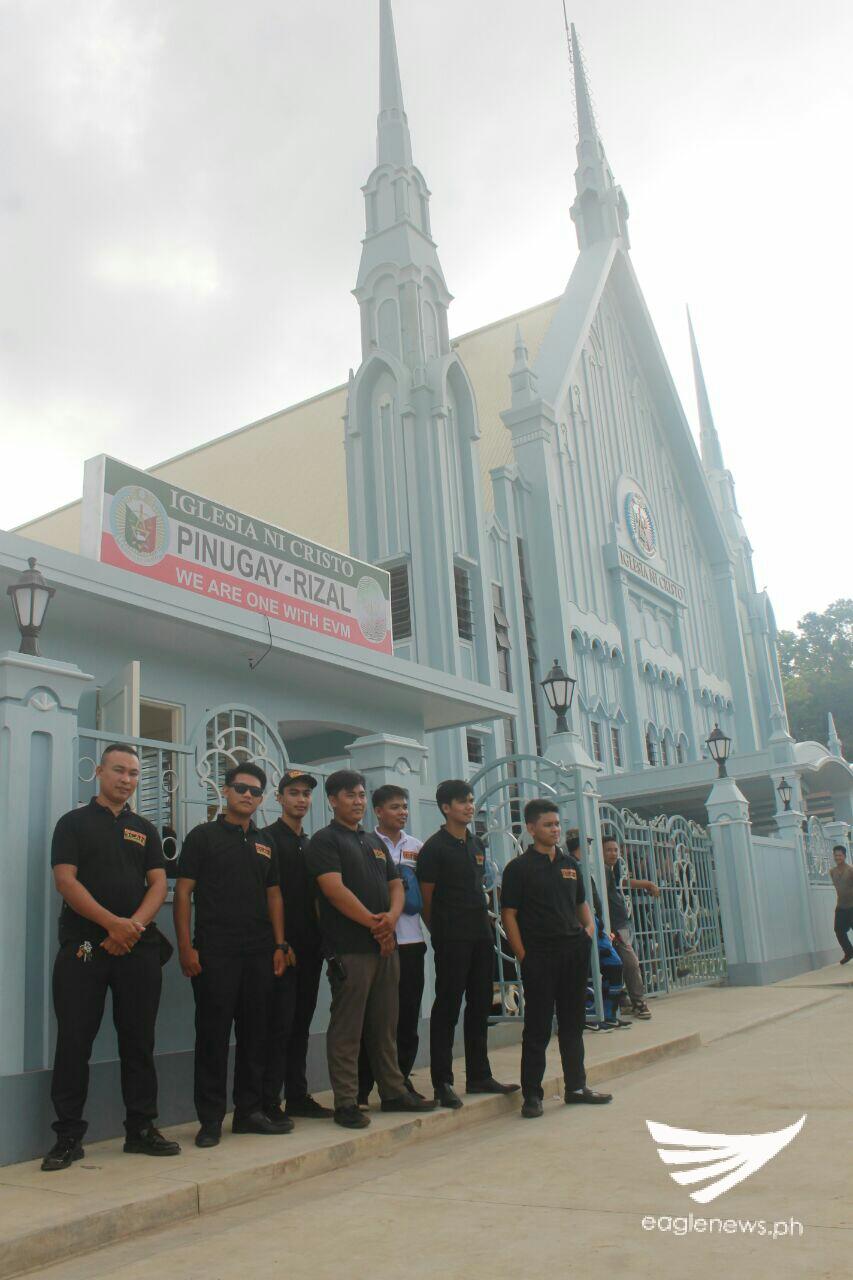 Worldwide Lingap sa Mamamayan, Pinugay Rizal. Oct. 29, 2017