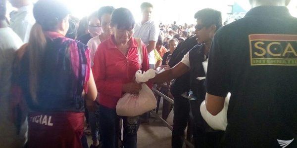 #AidforHumanity o Lingap sa Mamamayan isinagawa sa Tacurong City