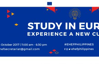One-day education fair brings the best European higher education institutions to Manila