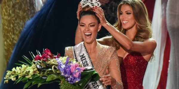 In photos:   Miss Universe 2017, South Africa's Demi-Leigh Nel-Peters