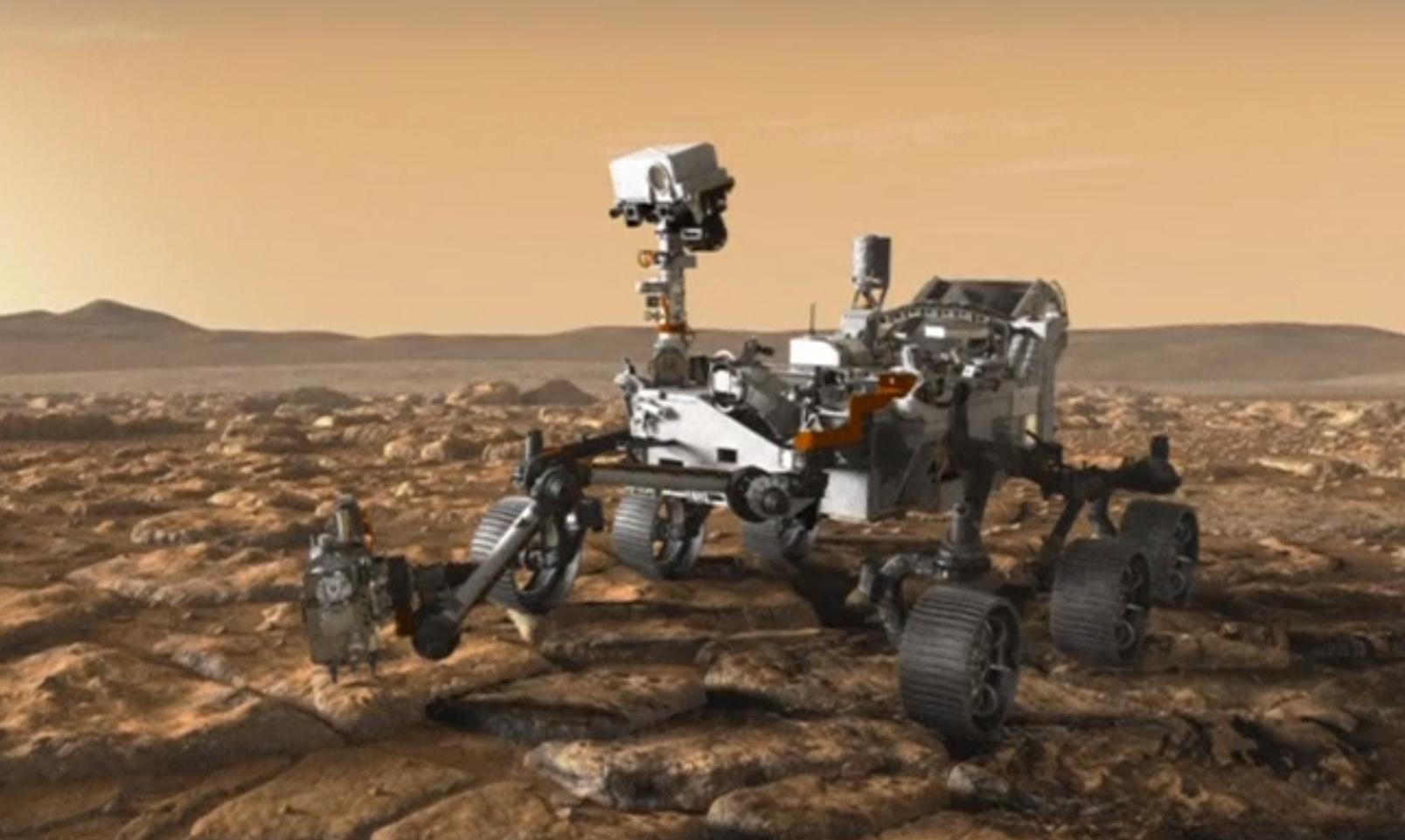 nasa mars rover mission - photo #3