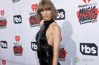"""Taylor Swift's new album, """"Reputation,"""" sold more than a million copies in its first week, becoming the best-selling U.S. album this year. / Ryan Warner / Reuters /"""