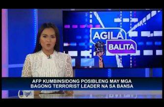 AFP believes terrorist groups in PHL grooming new leaders