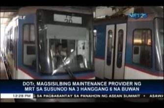 Government takes over maintenance of MRT 3