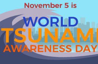 INFOGRAPHICS: November 5 is World Tsunami Awareness Day
