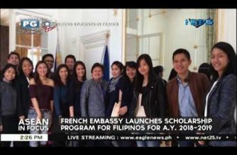 French embassy urges more Filipinos to pursue graduate studies in France, offers scholarships