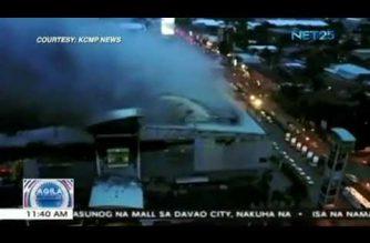 """Japan, nag-alok ng tulong para sa mga biktima ng """"Vinta"""" at sunog sa Davao"""