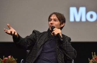 "Director Sean Baker attends the Hammer Museum Presents The Contenders 2017- ""The Florida Project"" at The Hammer Museum on December 13, 2017 in Los Angeles, California.   Alberto E. Rodriguez/Getty Images/AFP"