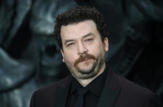 """US actor Danny McBride poses for a photograph upon arrival at the world premiere of """"Alien: Covenant"""" in London on May 4, 2017.  / AFP PHOTO / Justin TALLIS"""