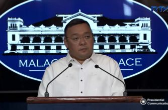 Presidential Spokesperson Harry Roque (Presidential Communications photo)