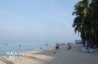 Mga residente sa Boracay, kukumbinsihing lumipat para mapaluwag ang isla