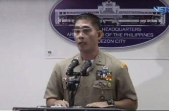 Banta ng NPA na pagpatay ng isang sundalo kada araw, binalewala ng AFP at PNP