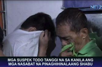 PNP: Apat katao, kabilang ang nagpapakilalang abogado at dating empleyado ng BIR, arestado sa QC dahil sa paggamit ng shabu