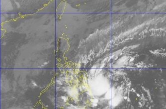 """""""Basyang"""" as of 11 a.m. /PAGASA/"""