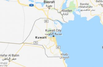Kuwait /Google map/