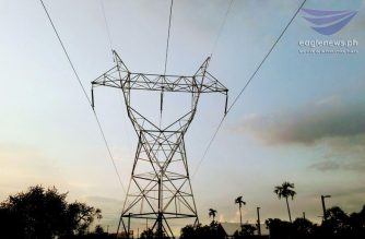 A photo of power line was captured in Philippine Arena (Photo by Eagle News Service M.R. Faith B)
