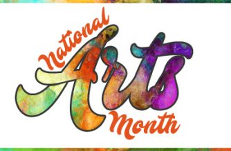 February is National Arts Month!
