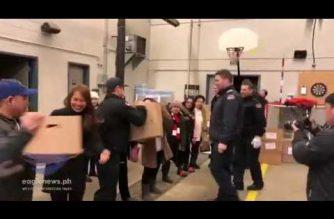 INC's food donation drive for Edmonton Food Bank inspires community