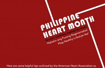 Infographics: Philippine Heart Month