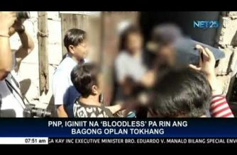PNP handang makipag-ugnayan sa ICC ukol sa drug war campaign ng pamahalaan