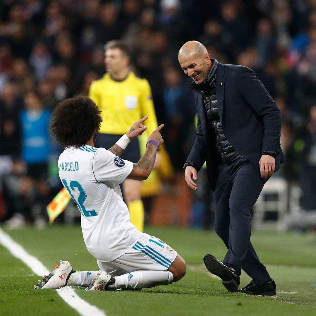 UEFA Champions League: Late goals lift Madrid over PSG