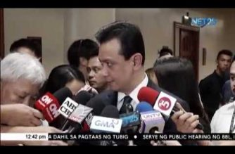 Trillanes on amnesty revocation: It's a clear case of political persecution
