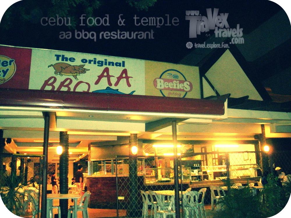 aa bbq restaurant