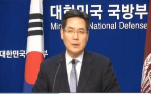 South Korean Defense Ministry spokesman Kim Min-seok says North Korea intentionally launched short-range missiles.