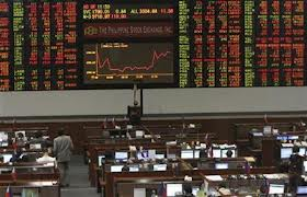 Philippine Stock Exchange file photo. courtesy Reuters