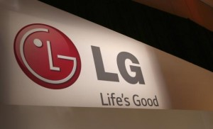 The LG company logo is seen following an event during the annual Consumer Electronics Show (CES ) in Las Vegas, Nevada January 6, 2014. Credit: Reuters/Robert Galbraith