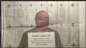 Globe Asiatique founder Delfin Lee